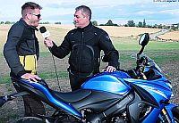 Gobike & Motorrev� - Suzuki GSX-S1000F
