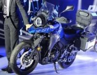 Hopp�: itt a Suzuki 250 V-Strom