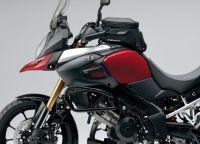 V�ltoz� szelepvez�rl�st kaphat a Suzuki V-Strom 1000