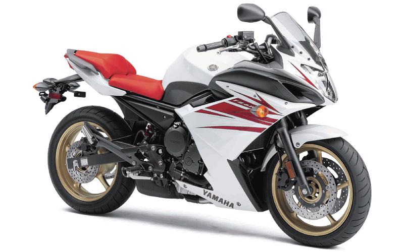 Yamaha XJ6R