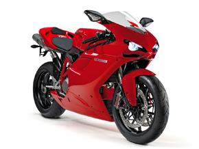 Ducati 1098 2007-