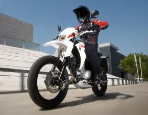 Yamaha XT125X 2005-