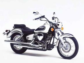Yamaha XVS250 Drag Star 2001-