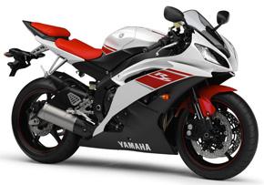 Yamaha YZF-R6 2008-
