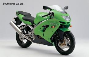 Kawasaki ZX-9R (C) 1998-1999