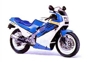 Suzuki GSX-R400 1986-1987