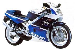 Suzuki RGV250 Gamma 1988-1989