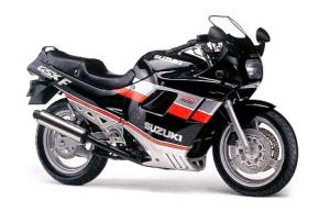 Suzuki GSX750F 1988-1998