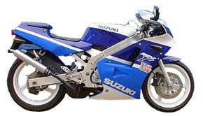 Suzuki RGV250 Gamma 1990