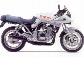 Suzuki GSX 250 Katana - 1991