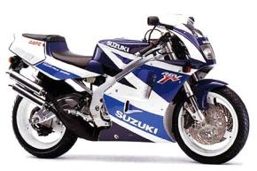 Suzuki RGV250 Gamma 1991-1992