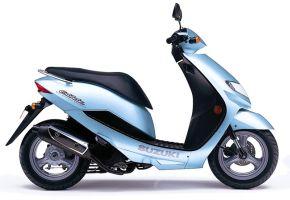 Suzuki AN 50 Estilete
