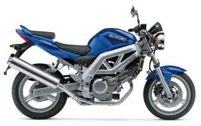 Suzuki SV650 2003-