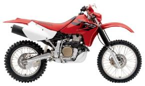 Honda XR650R 2006