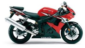 Yamaha YZF-R6 2003-2004