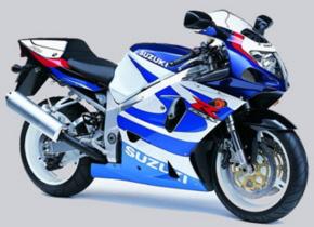 Suzuki GSX-R750 2000-2002 (Y, K1, K2)