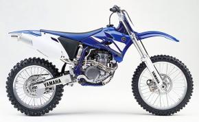 Yamaha YZ450F 2003