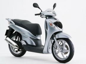 Honda SH125 2006