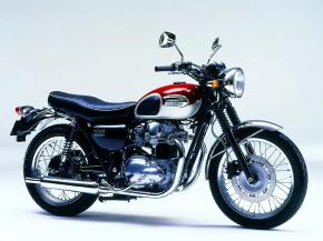 Kawasaki W 650 1997