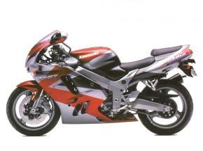 Kawasaki ZX-9R (B) 1994-1997