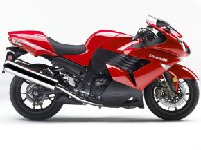 Kawasaki ZZR1400 2006-