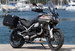 Moto Guzzi Stelvio NTX 2009