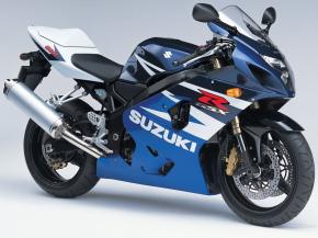 Suzuki GSX-R750 2003-2005