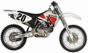 Yamaha YZM 400 F - 1997