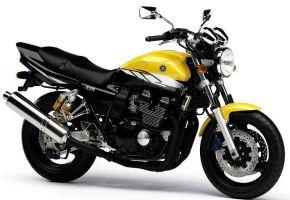 Yamaha XJR 400 - 1999