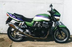Kawasaki ZRX1100 1997