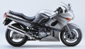 Kawasaki ZZ-R600 1993-