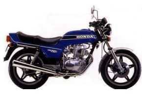 Honda CB250N