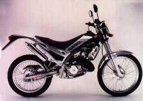 Gas Gas Pampera 125 2000