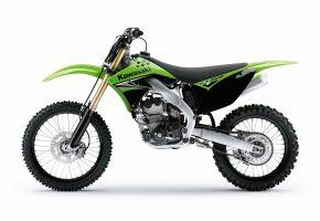 Kawasaki KX250F 2010