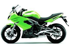 Kawasaki ER-6f 2009