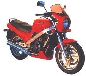 Honda NTV 650 (RC 33, 1995-ös évjárat)