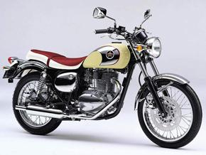 Kawasaki BJ250 Estrella 1994-1999