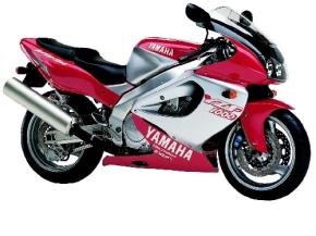Yamaha YZF1000R Thunderace 1996-