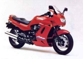 Kawasaki GPZ1100 1995-