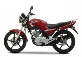Yamaha YBR125 2009