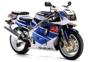 Suzuki GSX-R750 1996-1997