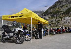 Éles bevetésen - Dunlop RoadSmart II teszt