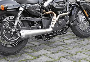 Hangtompítók a Harley-Davidson Sportsterekhez - Énekelje, hogy Harley-luja