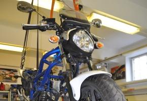 Tartósteszt vége: Suzuki SFV650 Gladius