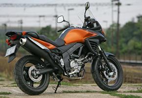 Suzuki DL650R V-Strom ABS