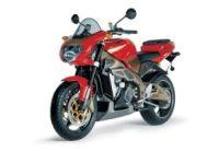 Aprilia RSV 1000 Tuono 2003-2005