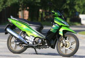 Kawasaki ZX130 Kaze
