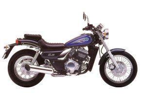 Kawasaki EL250 Eliminator