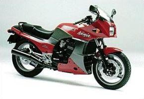 Kawasaki GPZ 900 R 1991