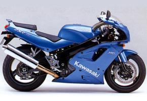 Kawasaki ZXR750 (J) 1991-1992